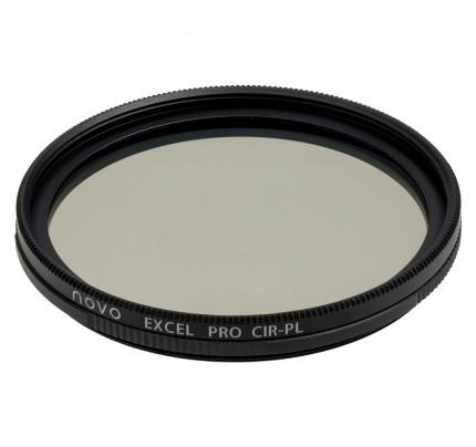 NOVO Excel Pro 55mm Circular Polarizer Filter (Cir-PL)