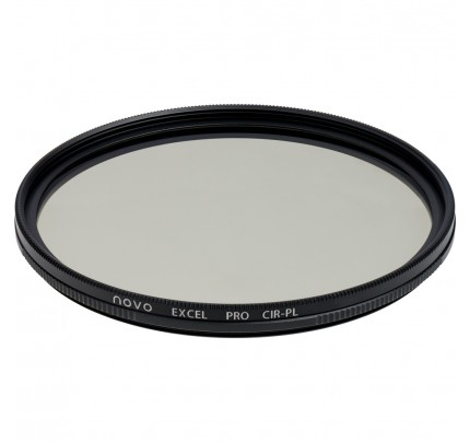 NOVO Excel Pro 62mm Circular Polarizer Filter (Cir-PL)